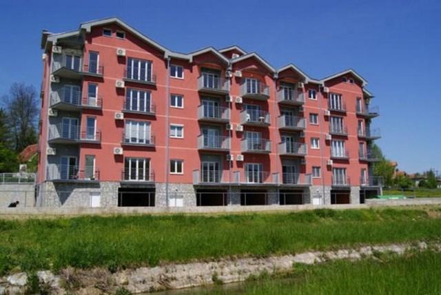 Apartmani Park Banja Vrujci