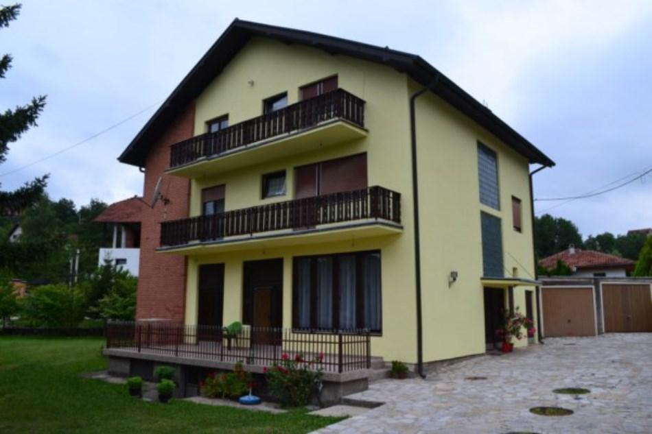 Vila Pavlović Banja Vrujci