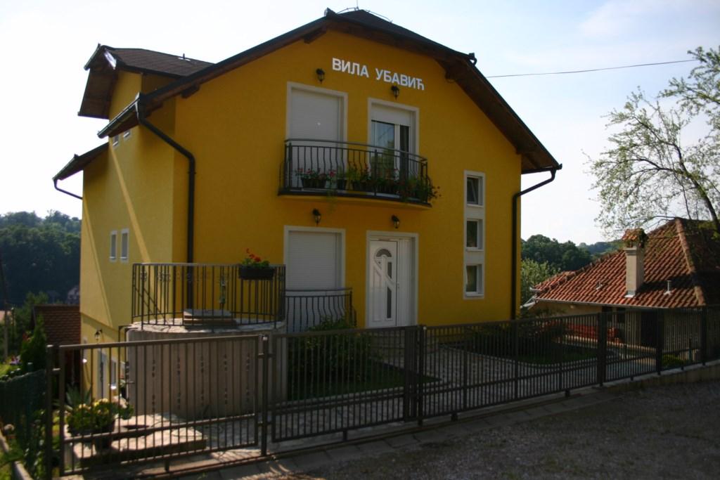 Vila Ubavić Banja Vrujci